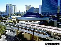 Megnyílt a világ első automata monorail rendszere Las Vegasban