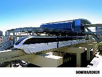 Monorail Las Vegasban. (forrás: http://www.bombardier.com)