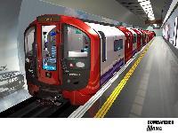 376 db új metrókocsi a londoni Victoria Line számára