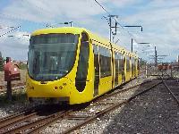 Mulhouse – villamos és elővárosi villamos egy újabb francia városban