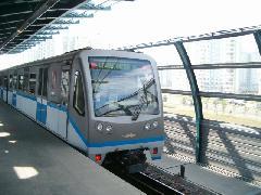 81-740-es típusú metrószerelvény Moszkvában., Moszkva (forrás: Vonnák Attila)