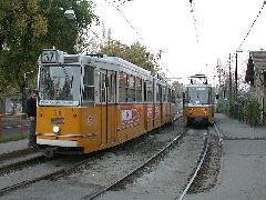 A 28-as és 37-es villamosok hétvégi ritkítását sikerült megakadályozni., Budapest (forrás: Halász Péter)