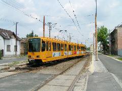 Az 52-es vonalán is beváltak a hannoveriek: a VEKE által elért részleges típuscserével elégedettek az utasok., Pacsirtatelep, Budapest (forrás: Fodor Illés)