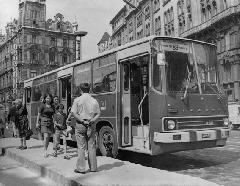 Búcsú a Prága váltós autóbuszoktól