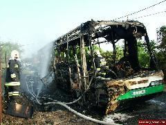 JLD-394 teljesen kiégett, Pest megye, Sóskút és Pusztazámor között (forrás: Várkonyi Péter - langlovagok.hu)