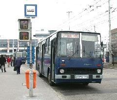 Nem csak vasárnap elegendő a szóló az utóbbi időben a 44-es gyorsra., Budapest (forrás: VEKE)