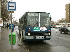 A 192-es autóbusz új útvonalával és menetrendjével egy fontos, harántirányú kapcsolatot tölthetne be, ellentétben a mai, alig létező szerepével., Budapest (forrás: VEKE)