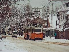 MUV a téli Pesterzsébeten (forrás: Szelényi Gábor)