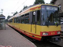 S5, Bahnhof, Grötzingen (forrás: Németh Attila)