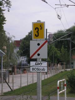 Idáig vasút, innen villamos, Bad Wildbad (forrás: Németh Attila)