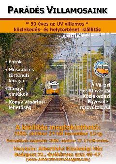 A kiállítás plakátja (forrás: VEKE)