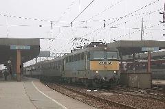 A gyorsvonatok Miskolcra kétóránként közlekednek, Hatvan (forrás: Halász Péter)