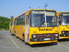 Több csuklós busz kellene a ritkább követés miatt, Etele tér, Volánbusz autóbusz-pályaudvar, Budapest (forrás: VEKE)