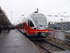 Érkezés Székesfehérvárra, pályaudvar, Székesfehérvár (forrás: Vitézy Dávid)