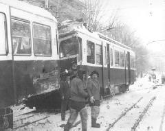 A baleset helyszínén készült fotó., Budapest (forrás: BKV)