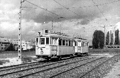 A 67-es fénykorában a MÁV-telepnél... (forrás: Főváros Tömegközlekedésének másfél évszázada)