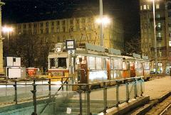 Felszállóhely a Baross téren. (forrás: VEKE)