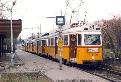 A 67-es Rákospalota, MÁV-telepen, a külső végállomáson. (forrás: Németh Zoltán Gábor)