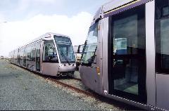 La Rochelle-ben készülnek a 2. széria új járművei, Dublin (forrás: Alstom)