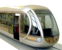 Visszatér a villamos a Cote d'Azur fővárosába
