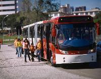 A világ leghosszabb városi autóbuszát rendelte meg Sao Paulo