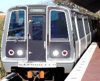 Új metrókocsik az Amerikai Egyesült Államok fővárosának