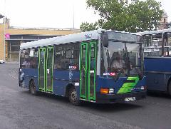 Az óránként járó, elég érthetetlen hálózati szereppel néhány éve létrehozott City-busz alacsony kihasználtsága miatt megszűnik. (forrás: VEKE)