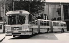 A MAN SGG 280 típusú duplacsuklós busza. (forrás: bahninfo.de)