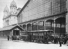 120 éve járnak villamosok Budapesten