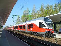 Érd felső új peronjai, Érd felső, Érd (forrás: Friedl Ferenc)