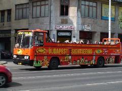 Vannak persze, akiknek nincs szükségük légkondira..., Rákóczi út, Budapest (forrás: Dorner Lajos)