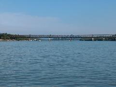 Az újpesti vasúti híd - ahogy már nem sokáig láthatjuk (forrás: Pulisch József)