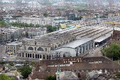 Zürich Hauptbahnhof, Zürich (forrás: Wikipedia)