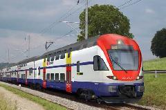 A Stadler-motorvonat látványterve (forrás: SBB)