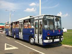 Ikarus 280-as, szintén Miskolcról. (forrás: Gégény András)