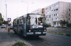 BPO-397 (későbbi HLN-324) a 30-as vonalon, 2000-ben., Budapest (forrás: Németh Zoltán Gábor)