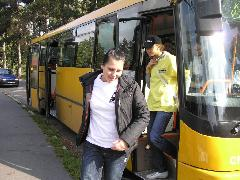A közösségi közlekedés lett a 3. helyezett, Széchenyi Egyetem, Győr (forrás: VEKE)