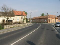 Nagytétényi út-Kastélypark utca sarka (forrás: VEKE)