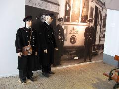 Korabeli egyenruhák, Hága (forrás: Sparing Dániel)