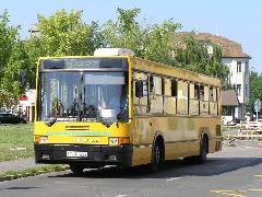 Az új 6-os autóbusz a város észak-déli tengelyén halad: az új vonal érinti a Széchenyi István Egyetemet..., Egyetem, Győr (forrás: VEKE)