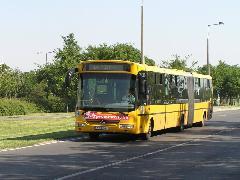Régi álom teljesült: a 14-es autóbusz Marcalvárosból indul, Gerence út, Győr (forrás: VEKE)