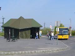 Százhalombattán is a vonatokhoz igazítják a menetrendet, Vasútállomás, Százhalombatta (forrás: Friedl Ferenc)