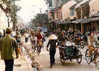 Új villamosvonal építését tervezik Vietnám fővárosában