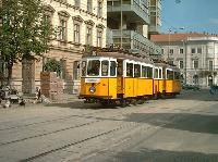 Újjászületett nosztalgiavillamos Szegeden
