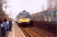 Változás az elővárosi vasúti közlekedésben