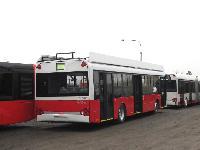 A járműveket a Poznan melletti gyárból Budapestre szállítják, a GANZ Transelektro üzemében szerelik be az elektromos hajtást a trolibuszokba., Solaris gyár, Bolechowo (forrás: Adam Muth (http://transport.desk.pl))