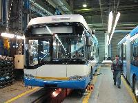 , Solaris gyár, Bolechowo (forrás: Adam Muth (http://transport.desk.pl))