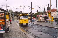 Visszafelé pörög az idő Drezdában