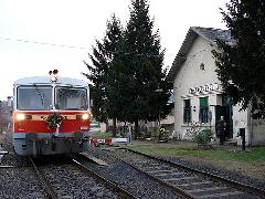 A VEKE javasolja megnyitni a 47-es számú vasútvonalat - a kép a vonal utolsó napján készült. (forrás: Ipacs Bence - Indóház Online)