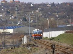 A VEKE megnyitásra javasolja a 47-es, Dombóvár-Komló vasútvonalat is. (forrás: Feld István Márton)
